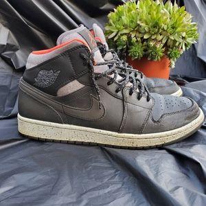 Nike Jordan 1 Mid Holiday (2015)